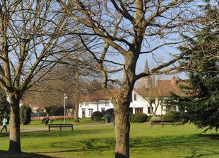 Burnham Area