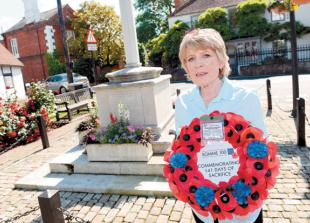 Bray parish councillor to attend special memorial service for the Battle of the Somme