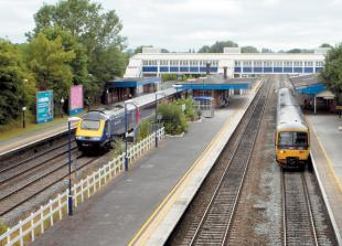 Safety recommendations made after teenage girl's wheelchair is struck by freight train in Twyford