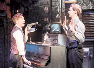 Murder for Two at the Theatre Royal Windsor