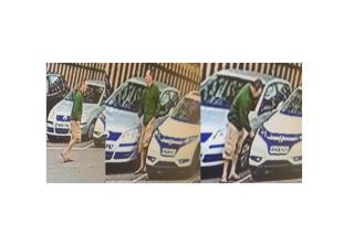 CCTV released of man who may have information on criminal damage in Maidenhead