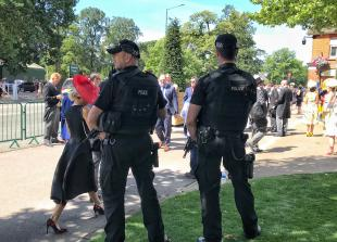 Armed police officers to provide security at Royal Ascot