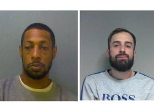 Pair jailed for drug offences in Maidenhead