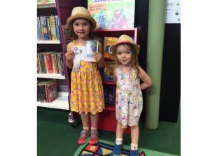 Children in Wokingham Borough take on the summer reading challenge