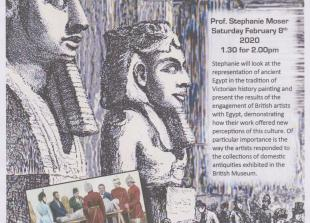 Egyptology Lecture (TVAES February)