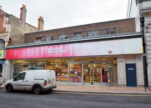 Application to build 10 flats above Poundstretcher in Maidenhead High Street rejected