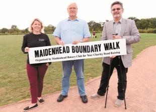 Call for entrants to Maidenhead Boundary Walk