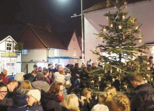 Twyford's Living Advent Calendar celebrates another successful year