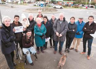 Concern over council plans for key Maidenhead roundabout