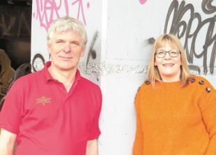 Hurst charity to transform disused land for young people