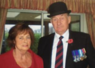 Tributes paid following death of a 'good soldier' aged 84