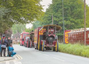 Carters Steam Fair road run to take place in Pinkneys Green