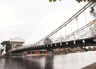 Concerns raised over magnet fishing at Marlow bridge