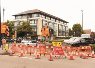 Major turning trial closure draws mixed response from Maidenhead residents