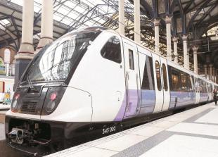 Train passengers can go contactless from January
