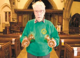 Burnham church bellringer to turn 90 this Sunday