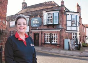 Landlady of The Bull in Wargrave looks back over 21 years at pub