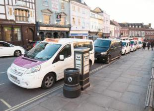 Taxi fares in Royal Borough set to rise