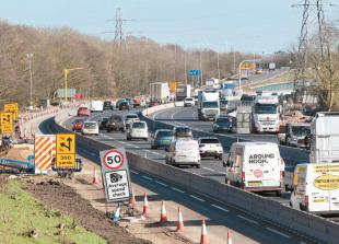 M4 set for another weekend closure