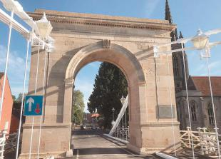 First phase of Marlow Bridge improvements completed