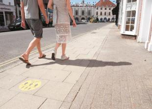 '20 is plenty' signage to be rolled out in Marlow as high street reopens