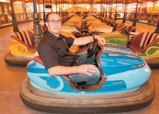Carters Steam Fair offers 'Dodgems Experience'