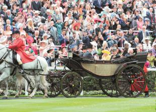 Queen consents to extendingracing programme at this year's Royal Ascot