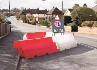Courthouse Road speed bumps introduced after two-year campaign