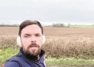Wargrave man raises more than £5,300 for mental health charity