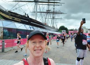Maidenhead Athletics Club runners go big at the Half Marathon