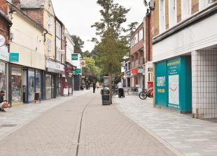 Remote working a 'major' factor in lower footfall in Maidenhead