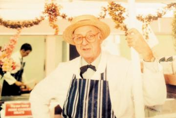 Popular Twyford butcher dies aged 87