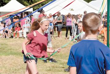 In pictures: Thousands flock to Hurst Show and Country Fayre