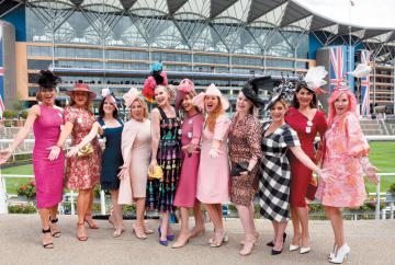 In pictures: Royal Ascot Ladies' Day 2019
