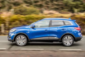 Trendsetter Renault shows belated SUV brilliance