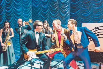 REVIEW: Buddy: The Buddy Holly Story at Theatre Royal Windsor