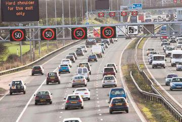 M4 Smart Motorway scheme given the go-ahead