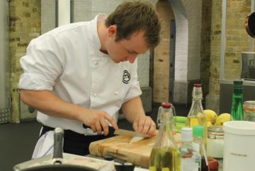 Royal Oak chef survives cook-off on MasterChef: The Professionals