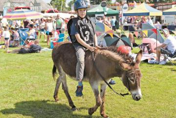 In pictures: Twyford Donkey Derby 2018