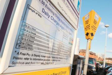 Drivers hit out at parking machine teething troubles
