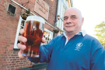 Craufurd scoops CAMRA award for second year running