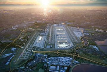 Heathrow expansion appeal begins at Court of Appeal