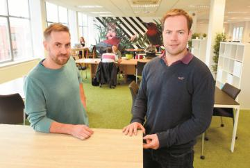 MyWorkSpot aiming high after moving to three-storey Maidenhead site