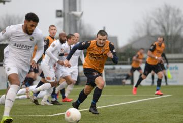 SportsTALK: Slough Town held to a stalemate under the downpour of Dennis