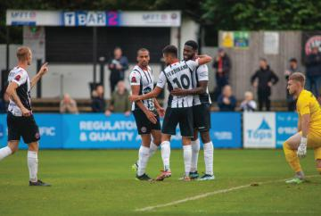 Maidenhead United into FA Cup First Round Proper after Hastings victory